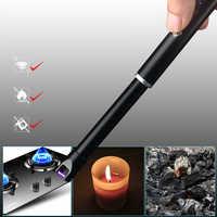 Elektrische leichter einzel arc feuerzeuge matt shell und carving blume USB aufladbare elektronische technologie gadgets
