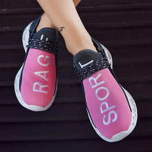 Women Running Shoe Light Weight Four Season Women Sneakers Breathable Lace Up Lady Tennis Trainer Pink Sport Walking Shoe Big 42