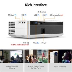 Image 4 - AUN Full HD LED projektör AKEY6