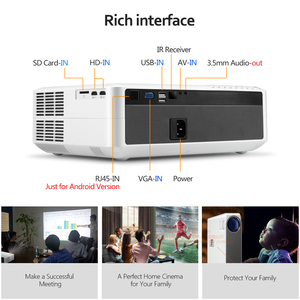 Image 4 - Proiettore LED Full HD AUN AKEY6