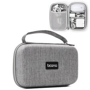 Image 5 - TUUTH EVA Reise Kabel Tasche Elektronik Veranstalter Universal Gadget Tasche Organizer Tasche Für Macbook air/pro,USB, ladegerät, Kopfhörer