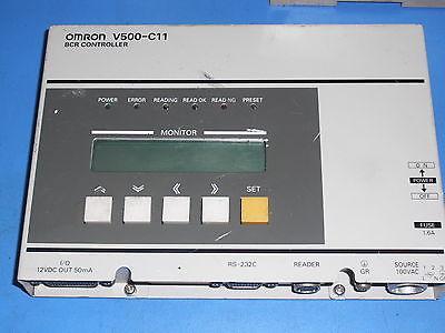 DHL/EMS Omron V500-C11 BCR Controller V500C11 -C3 -D9