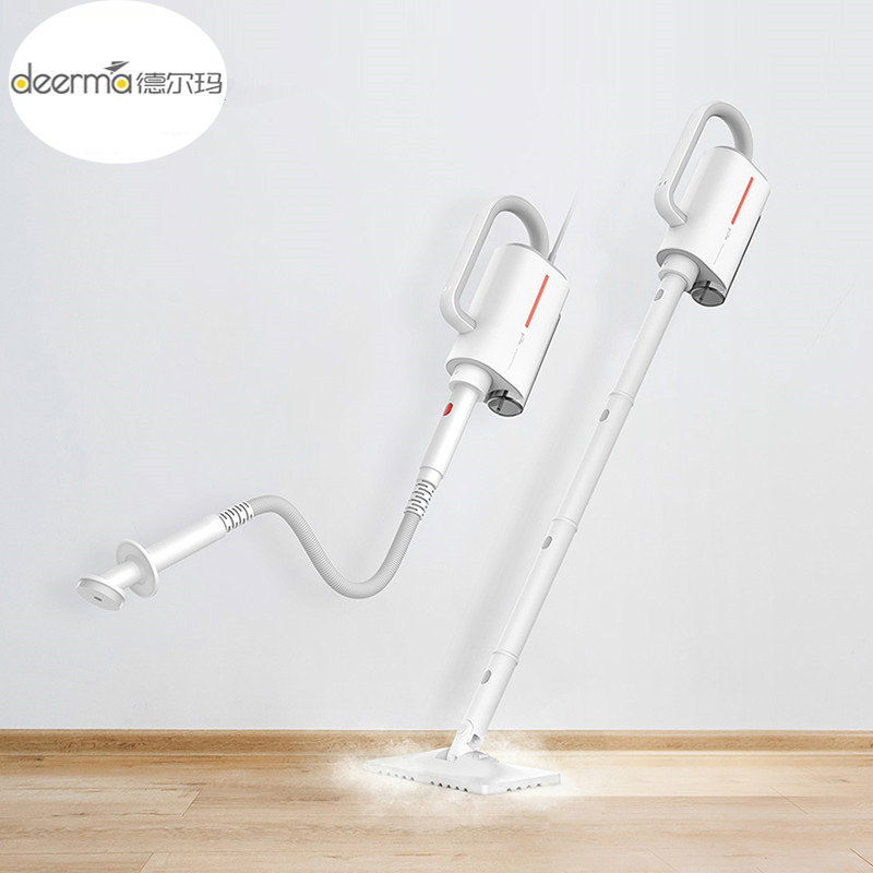 2019 New Xiaomi Deerma Steam Cleaner ZQ610 ZQ600 Electric Handheld Mop Floor Cleaner For Home