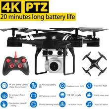 Hot sale Dron 4K Câmera HD Quadcopters Drones FPV Quadrocopter Com Câmera WI-FI RC Helicóptero Brinquedos de Controle Remoto VS syma x5c
