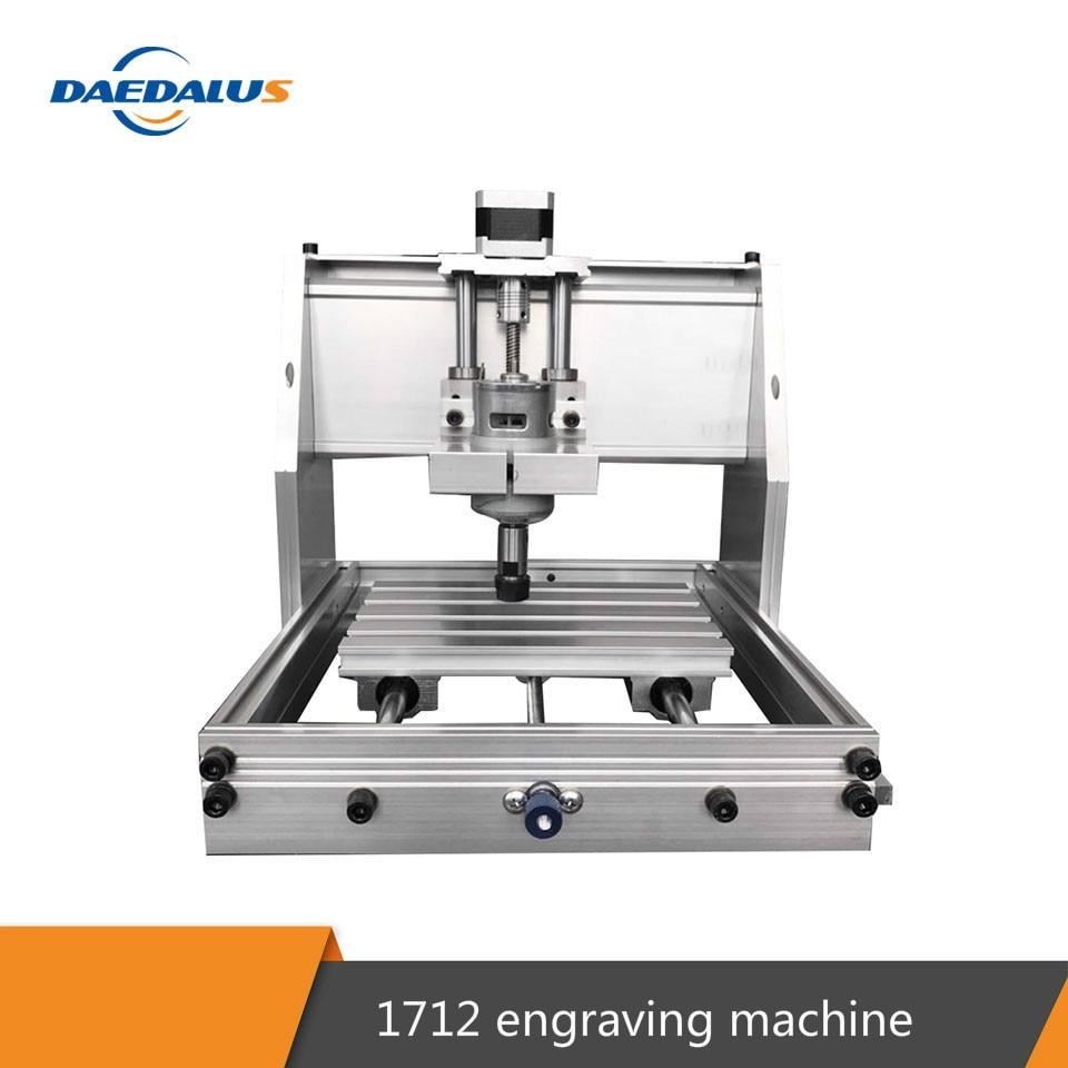 CNC PCB Milling Machine Engraving Machine 1712 Engraving Machine Woodworking Engraving 775 Spindle With GRBL Control Board Tool
