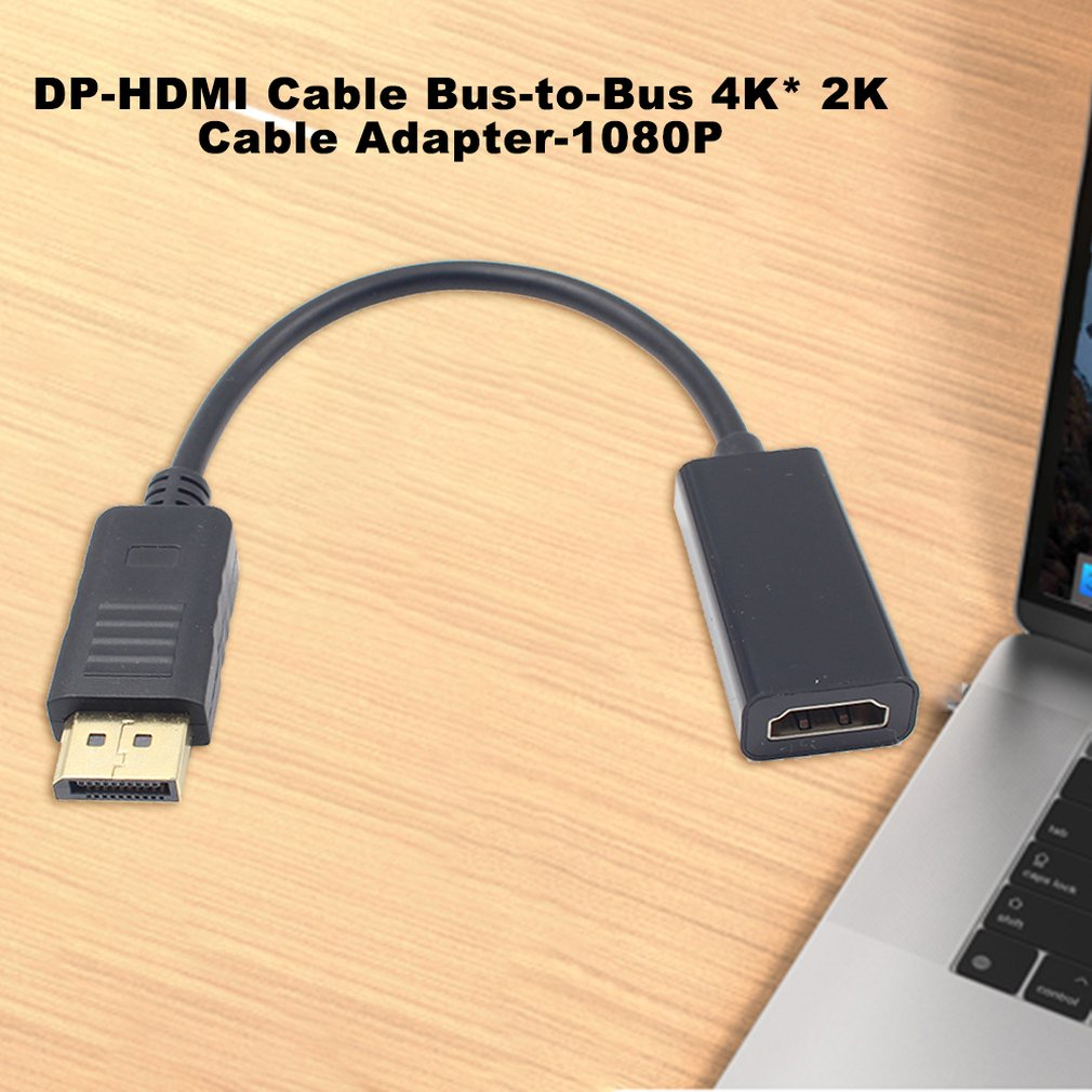 4K <font><b>Mini</b></font> <font><b>DisplayPort</b></font> Display Port DP <font><b>to</b></font> <font><b>HDMI</b></font> <font><b>Adapter</b></font> Cable For Apple Mac Macbook Pro Air whole sale image