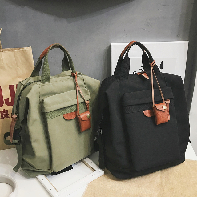 Fashion Women's backpack Students School Backpacks Female Travel Bag School bags for Teenager Girls Rucksack scoolbag Mochilas 1