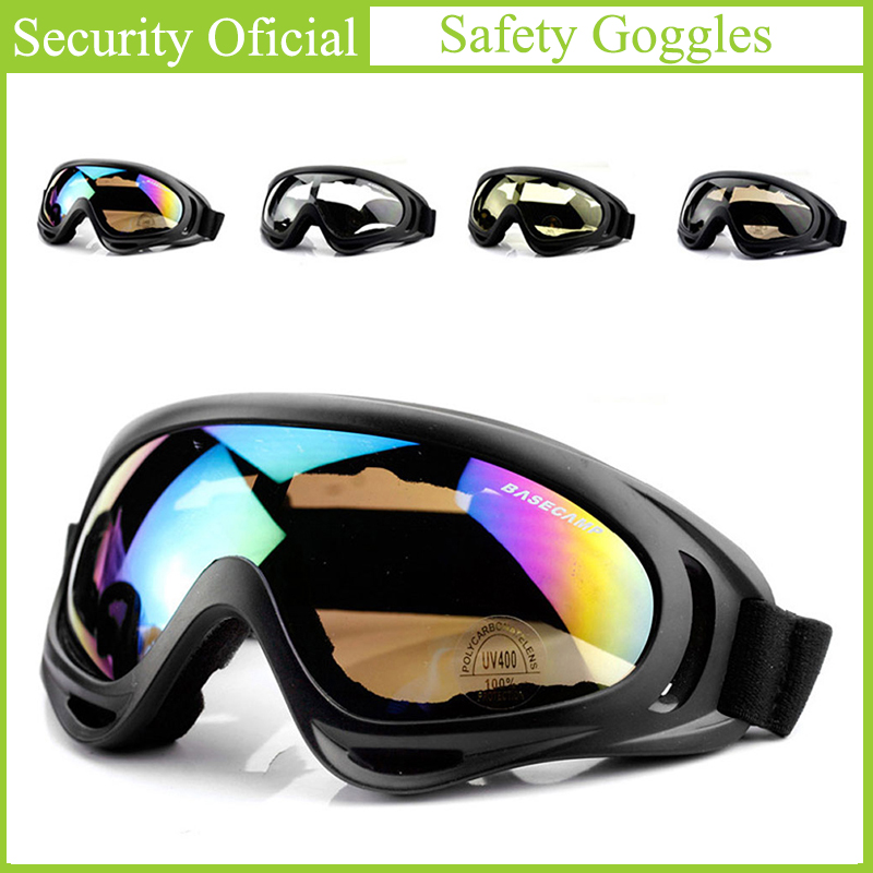 Eyewear Sunglasses Safety-Goggles Dust-Proof Labor-Protection Skiing Outdoor Winter Tactical title=