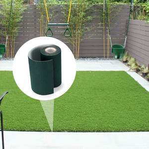 500*15cm Garden Self Adhesive Joining Green Tape Synthetic Lawn Grass Artificial Turf Seaming Decoration Grass Jointing