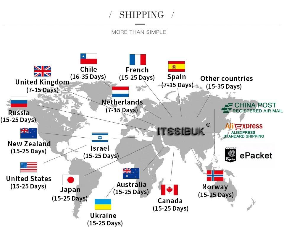 速卖通全球地图