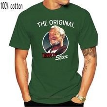 Sanford & Son Funny Tv Show The Original Pawn Star Adult T Shirt Redd Foxx Custom Screen Printed Tee Shirt