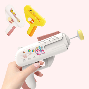 Surprise Lollipop Gun Toys Sweet Creative Light Toy lollipop storage Toy for Children Adult