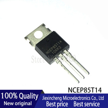 10PCS NCEP85T14 85V 140A TO220 MOS field effect transistor New original 10pcs transistor double base diode 2n2646 on mot mos field effect to 18 to 39
