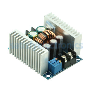 Image 1 - DC 300W 20A CC CV Constant Current Adjustable Step Down Converter Voltage Buck