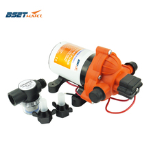 3 câmara bomba de água 12v 45psi 3.0 gpm auto priming marinha bomba de diafragma transferência água caravana barco rv camper barco acessórios