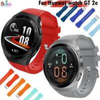 Uhr band Für Huawei uhr GT 2e / GT 2 46mm Strap Smartwatch Ersatz armband Für Huami Amazfit GTR 47mm Zubehör