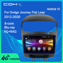 COHO Für Dodge Journey Fiat Leap 2012-2020 Android 10,0 Octa Core 6 + 128G Gps Navigation Auto multimedia-Player Radio