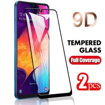 2 sztuk pełna osłona ekranu ekran szkło ochronne do LG Q61 K51S K41S K61 K51 K41 K31 Q70 Q60 Q9 Q7 ochronna folia ze szkła hartowanego