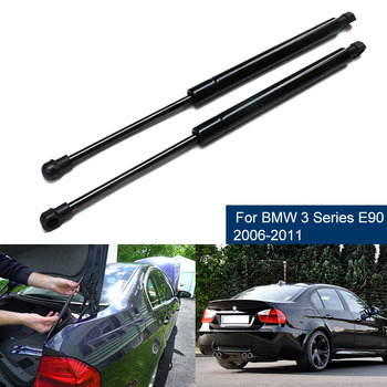 2PC Rear Tailgate Boot Trunk Support Gas Spring Hood Lift Shock Struts for BMW 3 Series E90 e90 E90N 323i 325i 328i 330i 335i image