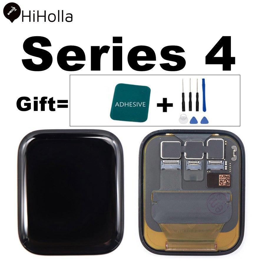 หน้าจอเดิมสำหรับ Apple นาฬิกา Series 4 จอแสดงผล LCD หน้าจอสัมผัส 40 มม.44 มม.S4 LCD Pantalla A1975 A1976 a2007 A2008 เปลี่ยน-ใน จอ LCD โทรศัพท์มือถือ จาก โทรศัพท์มือถือและการสื่อสารระยะไกล บน AliExpress - 11.11_สิบเอ็ด สิบเอ็ดวันคนโสด 1