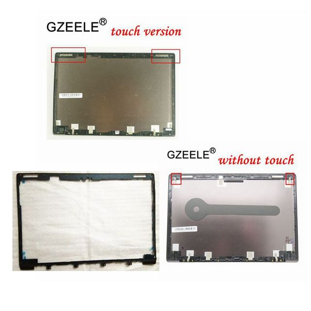 NEUE lcd top abdeckung Für ASUS UX303L UX303 UX303LA UX303LN Ohne/mit touch screen LCD Back Cover top fall grau
