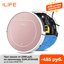 Mopping-Disinfection Carpet Robot-Vacuum-Cleaner Hard-Floors Sweep Automatically-Charge