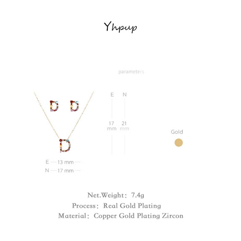 Yhpup Lettera D a Forma di Spilla di Perle Squisita Fiori D'oro di Marca di Nuovo Modo Barocco Palazzo Spille Spille Sciarpa Accessori Nuovo