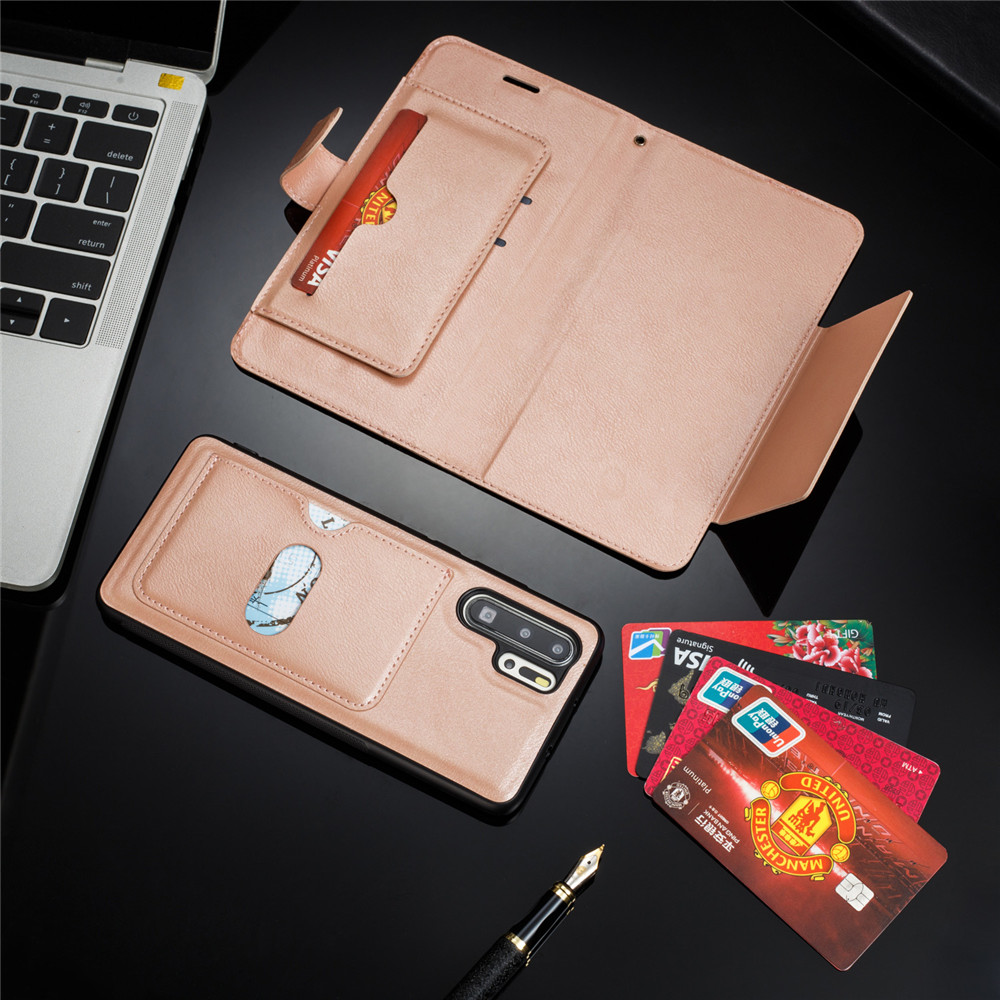 Huawei P20 Lite Case Retro PU Leather Case Huawei P20 Lite P8 P9 P10 P20 P30 Lite Pro Case Cover Detachable 2 in 1 Multi Card Wallet Phone cases19