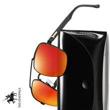 Очки авиаторы noonepaul черные солнцезащитные очки с поляризационными