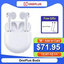Orijinal OnePlus tomurcukları TWS kablosuz Bluetooth 5.0 kulaklık 3mic çevre gürültü iptali Oneplus 8 8Pro Nord