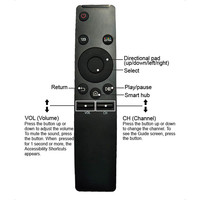 2019 Controle Remoto Apropriado para Samsung TV BN59-01259E TM1640 BN59-01259B BN59-01260A BN59-01265A BN59-01266A BN59-01241A