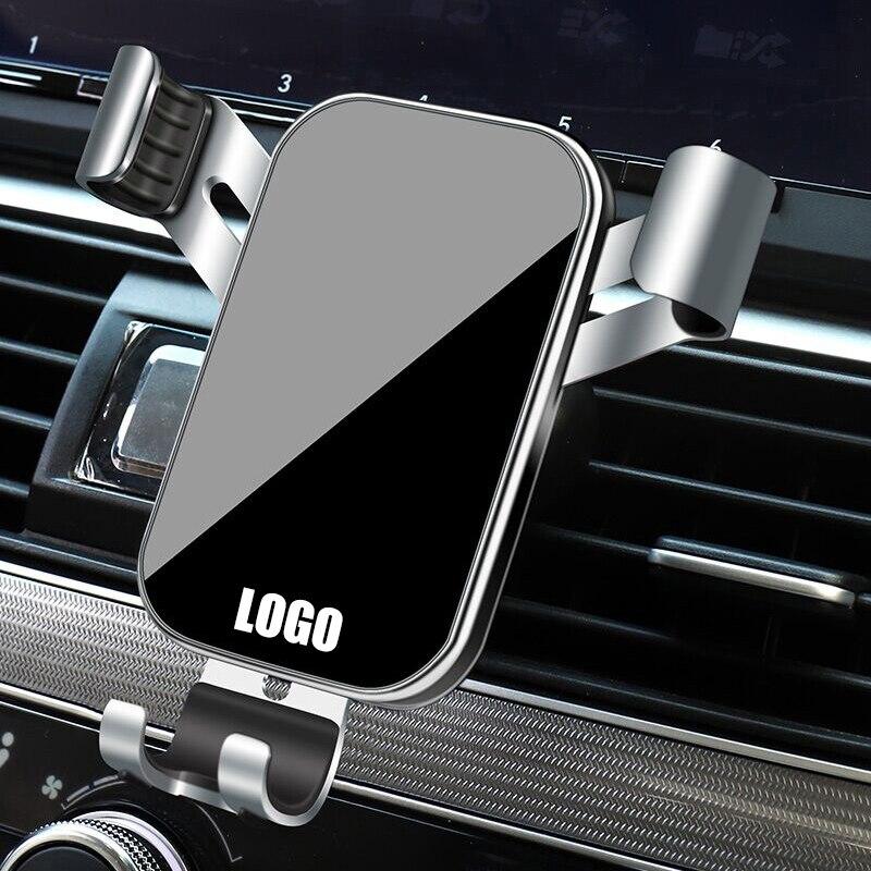 1 pçs suporte do telefone do carro gravidade sensoriamento ventilação de ar montagem suporte acessórios para toyota auris avensis chr corolla verso sienna yaris