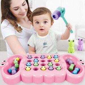 Baby Catch Board Game Fun Eati