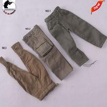 Масштаб 1/6 аксессуары для одежды брюки общего назначения брюки/бриджи