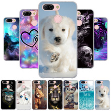 цена на Silicone Case For ZTE Blade V9 Vita Cases Full Protection Soft Back Cover for ZTE V9 Vita 5.45 inch Bumper Phone Shell Bag Coque