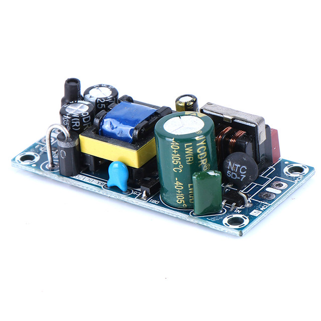 Hot New AC-DC Converter AC 110V 220V 230V To DC 5V 2A Power Supply Switching Transformer 63.7*30.8*20mm Wholesale