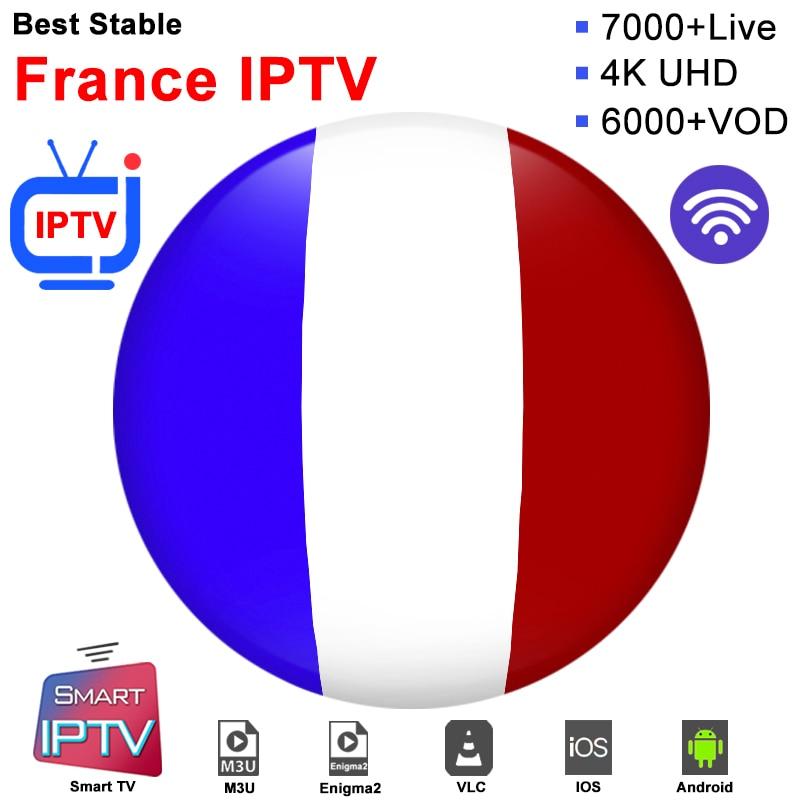 France Iptv Subscription M3u Abonnement Iptv French Spain Turkey Arabic Germany Android Ip Tv Box Enigma2 M3u Smart TV PC