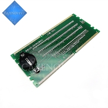 1pcs/lot  DDR2 DDR3 illuminated with light tester tester combo desktop In Stock