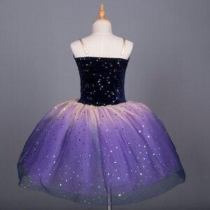 Балетное платье для девочек, детский танцевальный костюм, красное платье балерины для девочек, детская балетная пачка для девочек