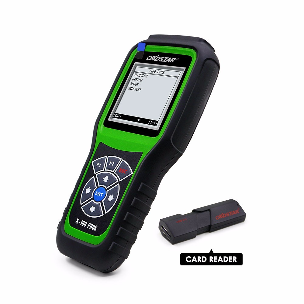 Image 3 - Obdstar X100 PROS Auto Key Programmer C+D+E including EEPROM x100 pro for immobilizer +Odometer correction+OBD Replace X 100 PRO on