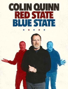 柯林·奎恩:红州蓝州