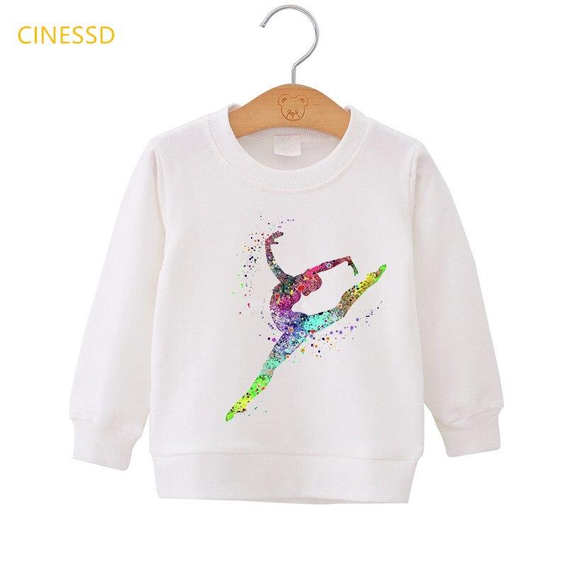 2020 Fashion Kids Bling Beautiful Girls Winter Thick Hoodie Outwear Sweatershirt