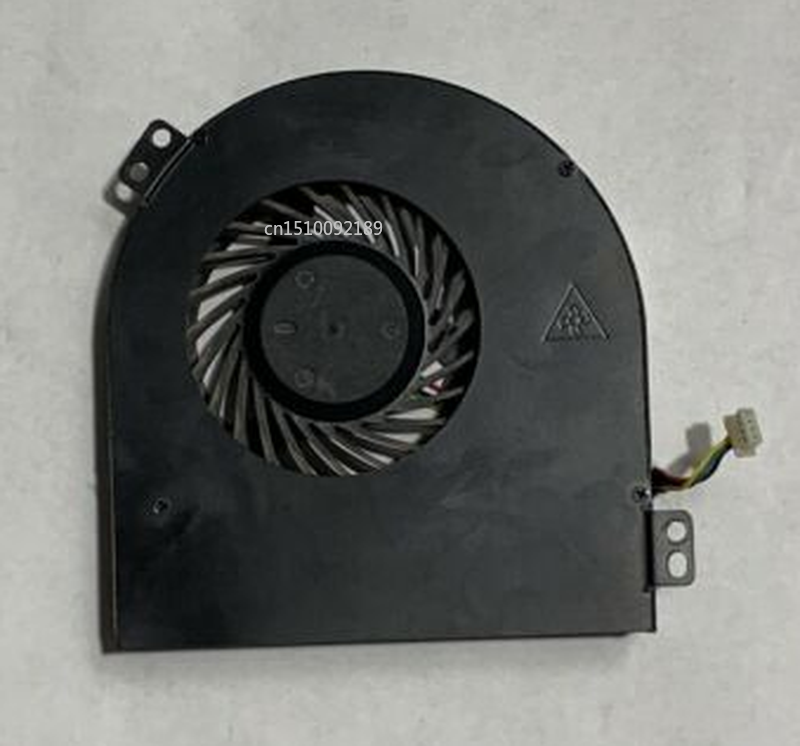 Free Shipping Laptop Cooling Fan For Dell Precision M4800 Series CPU+GPU Fan P/N:00WGVF DC28000DEVL & 02K3K7 DC28000DDDL