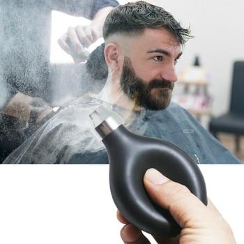 1pc hair salon powder spray bottle barber haircut talcum powder styling tools accessories