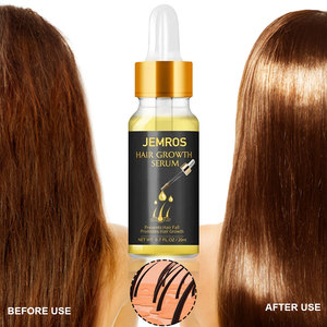 20ML Hair Care Essence Plant Extract Conditioner Anti-Ginger Shampoo Growth Thicker Solution Repair dry Hair Conditioner