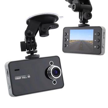 2.4inch LCD Car DVR Black Dashboard Night Vision Camera Mini Cam Recorder Loop DVRs Dash Recording Video Z4I8 image