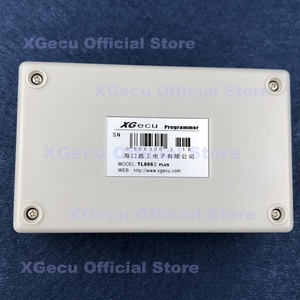 Image 5 - مبرمج إصدار أسود V10.27 XGecu TL866II Plus USB يدعم 15000 + IC SPI Flash NAND EEPROM MCU PIC AVR يحل محل TL866A TL866CS