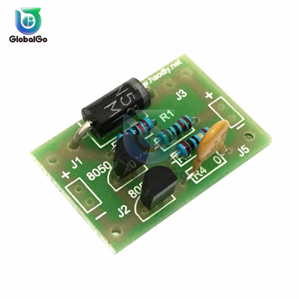 Auto Lithium Battery Charging Board Charger Module+Protection Light Control Sensor DIY kit for Solar Panel Lamp Charging Board
