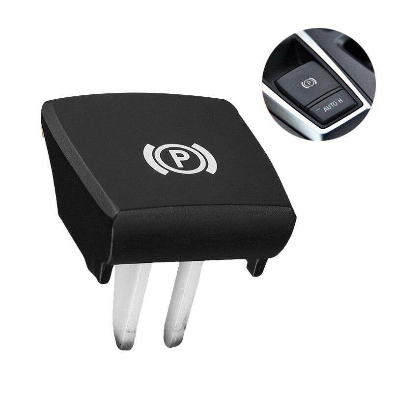 Автомобильный стояночный тормоз ручной тормоз P кнопка переключатель Крышка для BMW X5 E70 2006-2013X6 E71 2008-2014