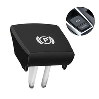 Freio de mão freio de estacionamento do carro p botão interruptor capa para bmw x5 e70 2006-2013 x6 e71 2008-2014